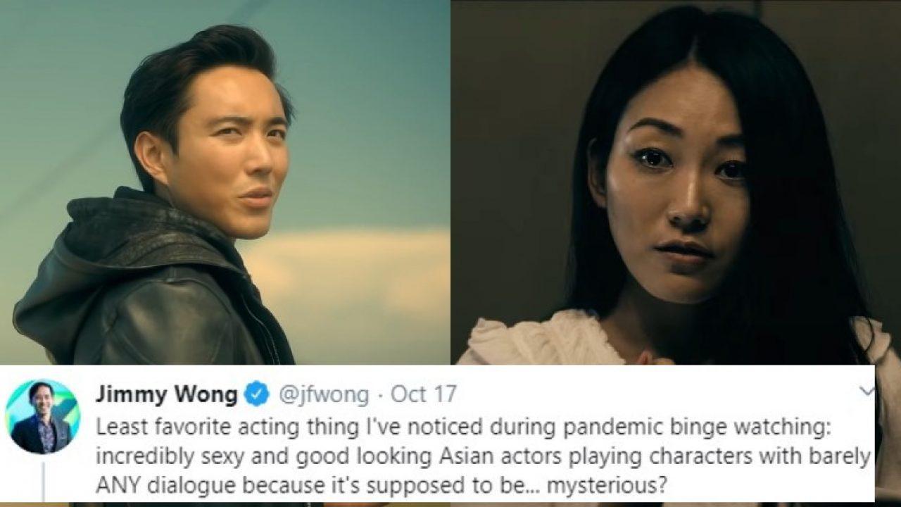 Silent Asian