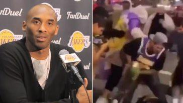Watch A Man Get Pummeled By Lakers Fans For Saying Fck Kobe Bryant Video.1602860105.jpg