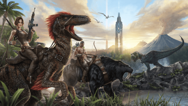 10 Meilleurs Dinosaures à Apprivoiser Dans Ark: Survival Evolved