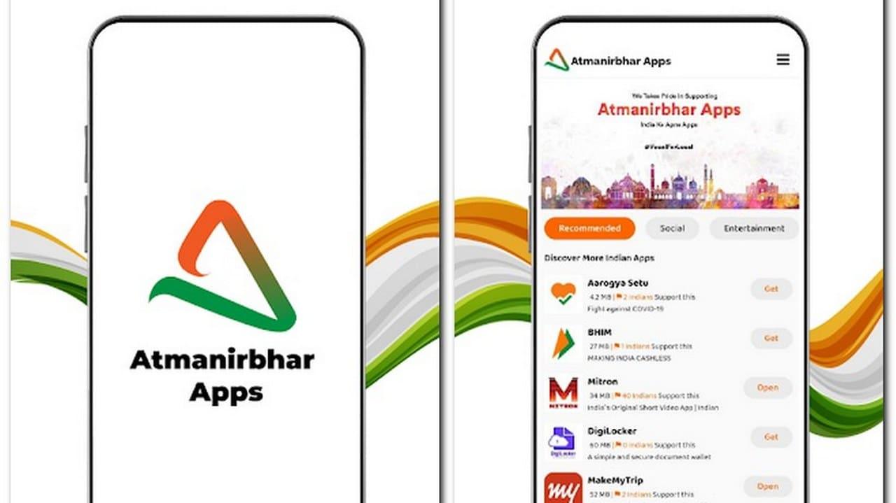 Mitron Lance Les Applications Atmanirbhar Pour Aider Les Utilisateurs à