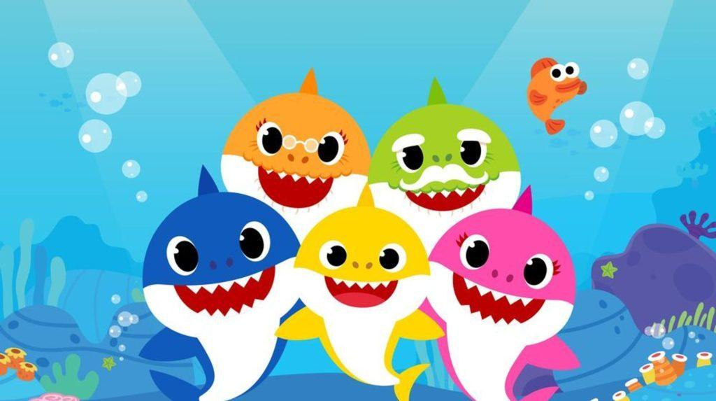 Baby Shark Est La Vidéo La Plus Vue Sur Youtube