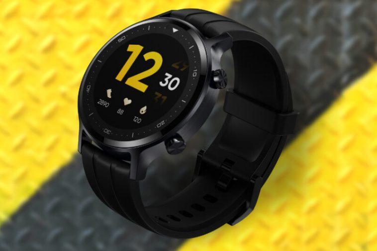 Realme Watch S: la nouvelle smartwatch Realme est circulaire et mesure le niveau d'oxygène dans le sang