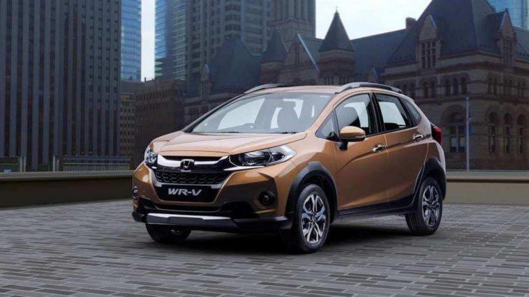 Honda Amaze, Wr V Exclusive Editions Lancées En Inde, Prix à