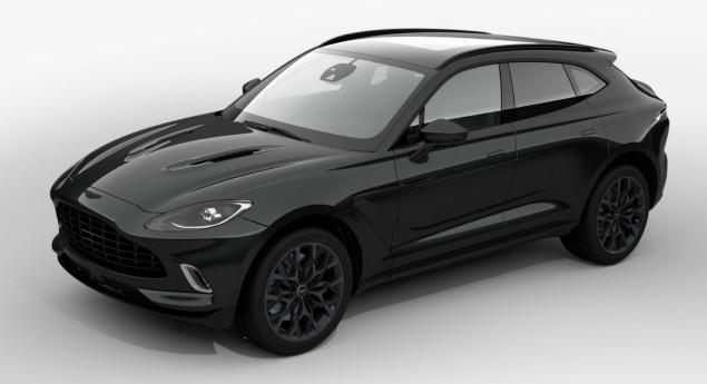 Souhaitez Vous Recevoir Une Aston Martin Dbx? Nous Vous Disons Comment…