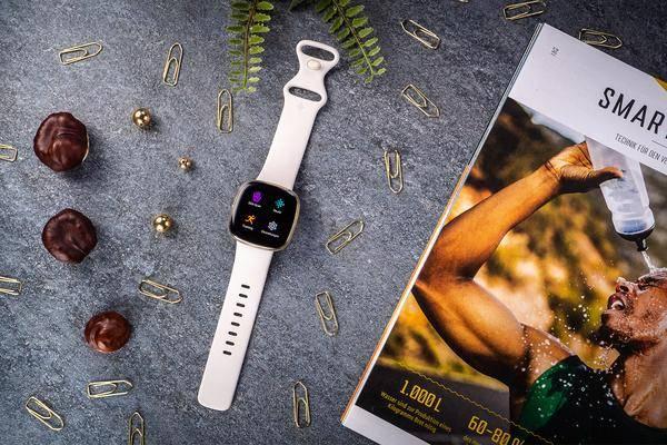Fitbit Sense Dans Le Test: La Smartwatch De Santé N'est
