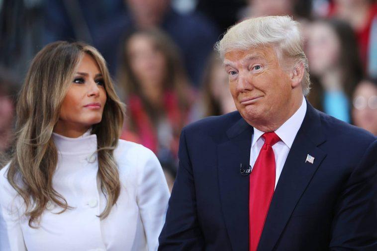 Melania Trump S'est Trompée Après Avoir Affirmé Que Donald Soutenait