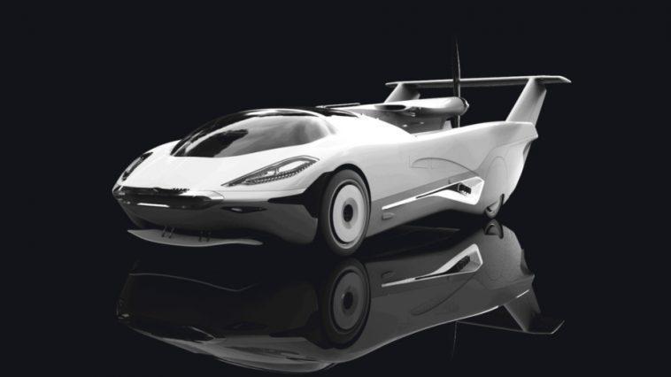 Kleinvision Aircar. Donner Des Ailes Au Futur De L'automobile