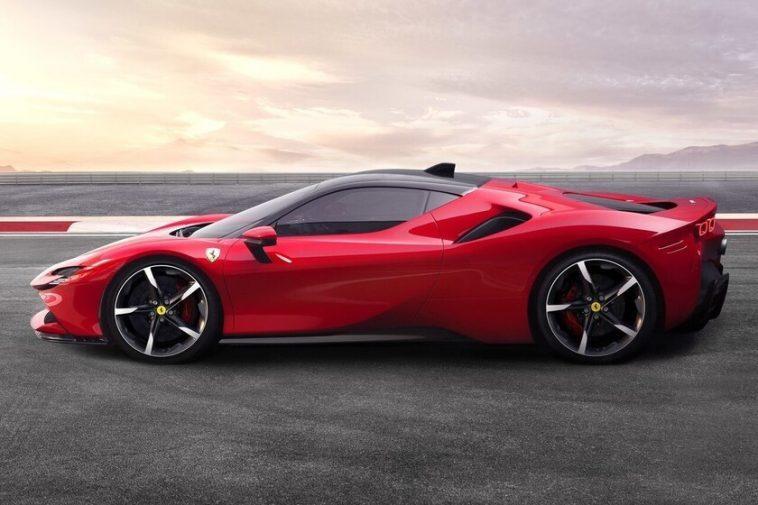 Ferrari n'est pas convaincu que ce sera une marque entièrement électrique, encore moins à court-moyen terme