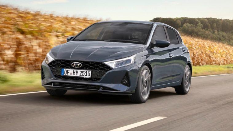 La Nouvelle Hyundai I20 Arrive Au France à La Fin
