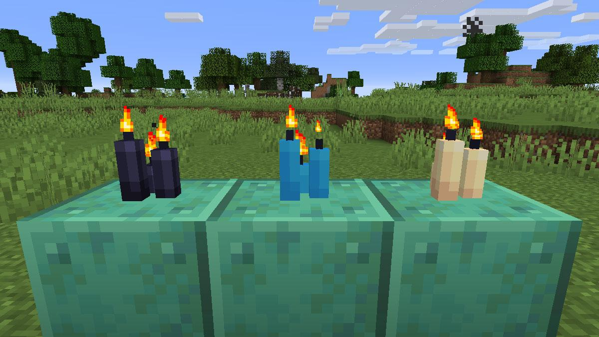Comment Faire Des Bougies Dans Minecraft