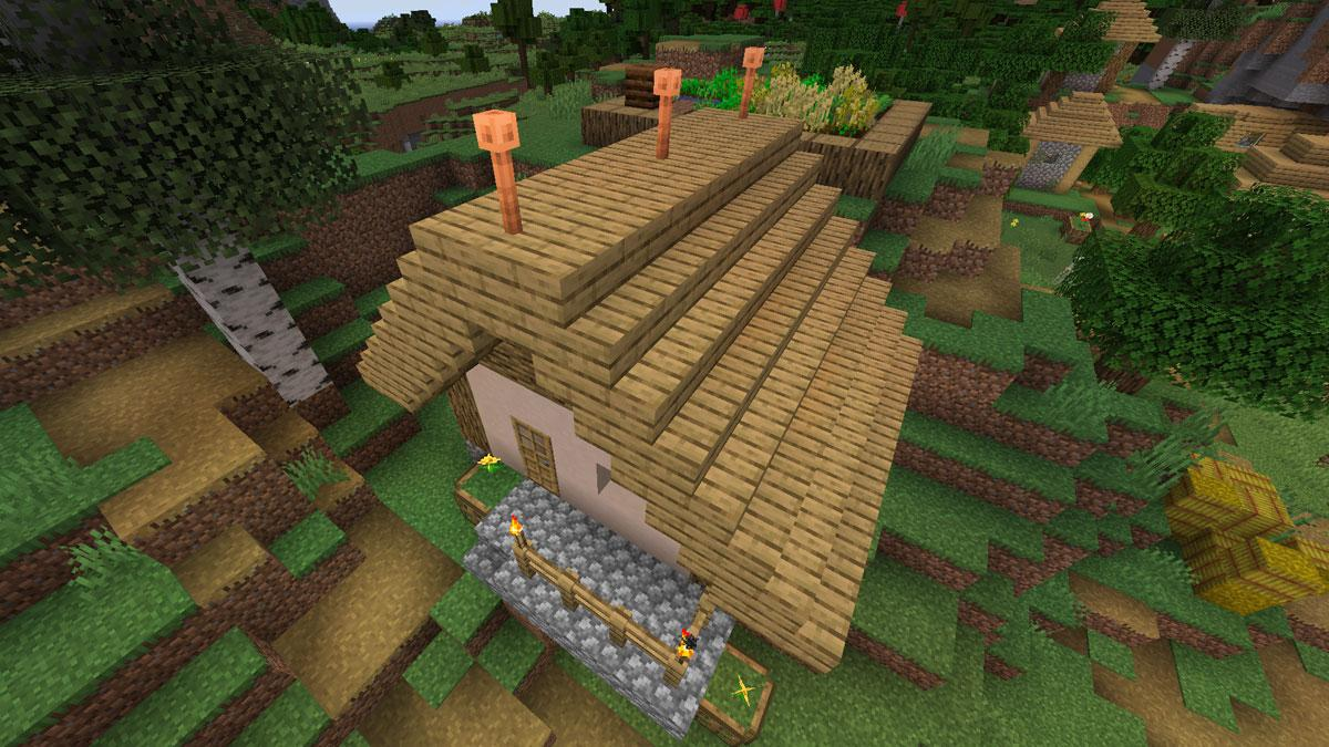 Comment Faire Un Paratonnerre Dans Minecraft