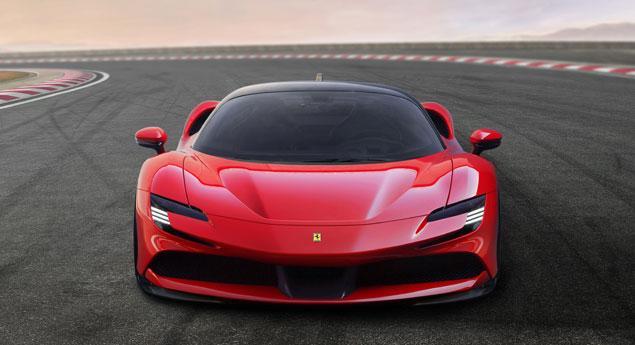 Ferrari Convertie En Marque électrique? Pas Tant Que Camilleri Vit!