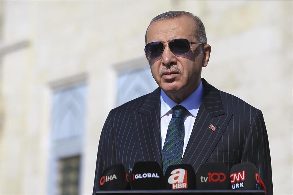 La Turquie Réagira «de La Manière La Plus Forte» à