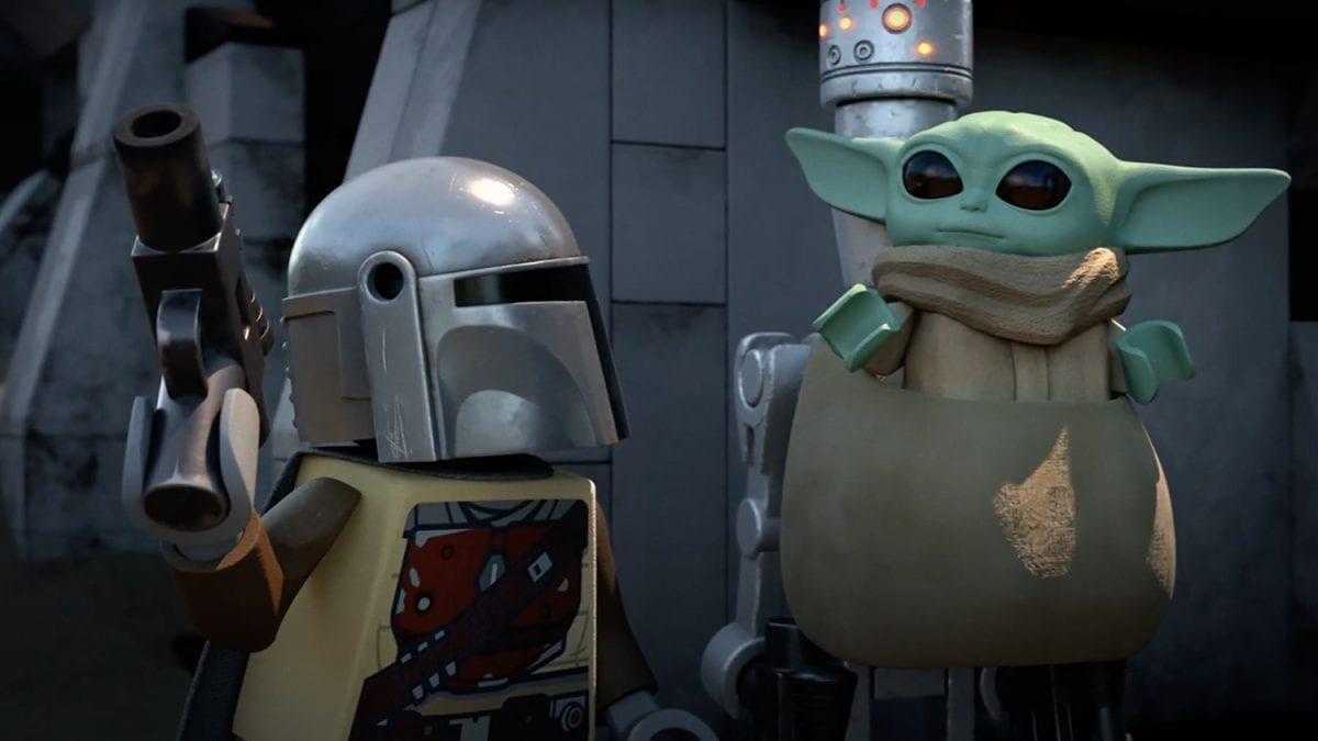 Le Premier Teaser Spécial Des Fêtes Lego Star Wars Révèle