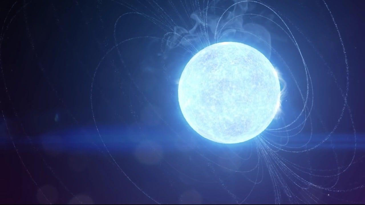 Flash De Chance: Les Astronomes Trouvent La Source D'une Puissante