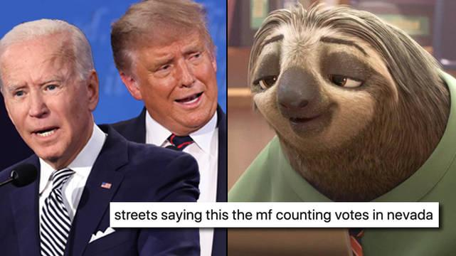 Tous Les Meilleurs Mèmes Et Réactions électorales Américaines à Ce