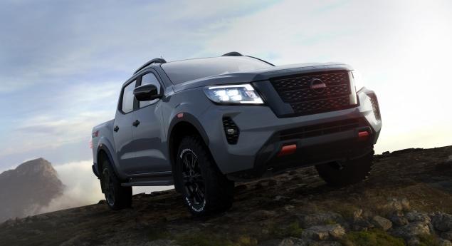 Nouvelle Version Pro 4x. Nissan Renouvelle Son Pick Up Navara