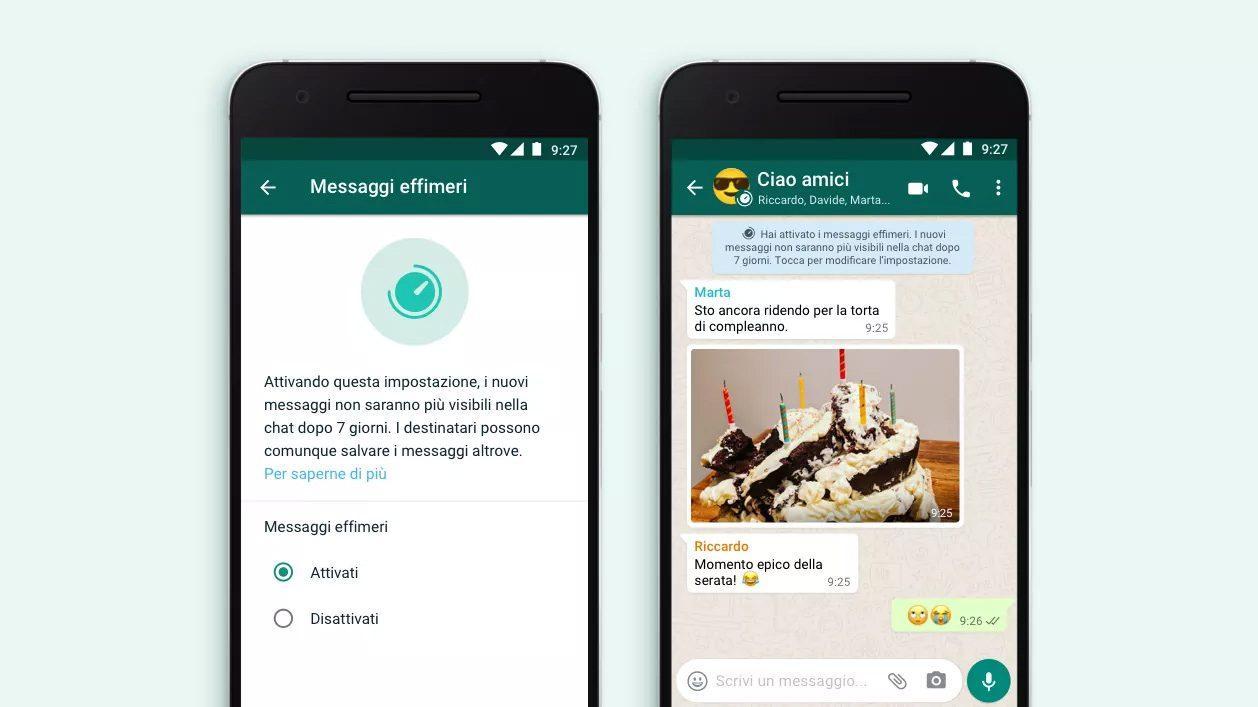 Méfiez Vous Des Messages Qui S'auto Effacent De Whatsapp: Quiconque Les Lit