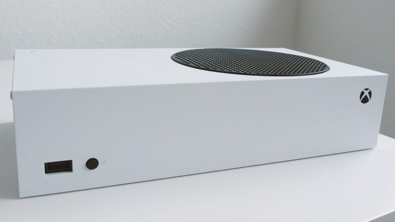 Xbox Series S: C'est L'espace Disque Qu'il Vous Reste Pour