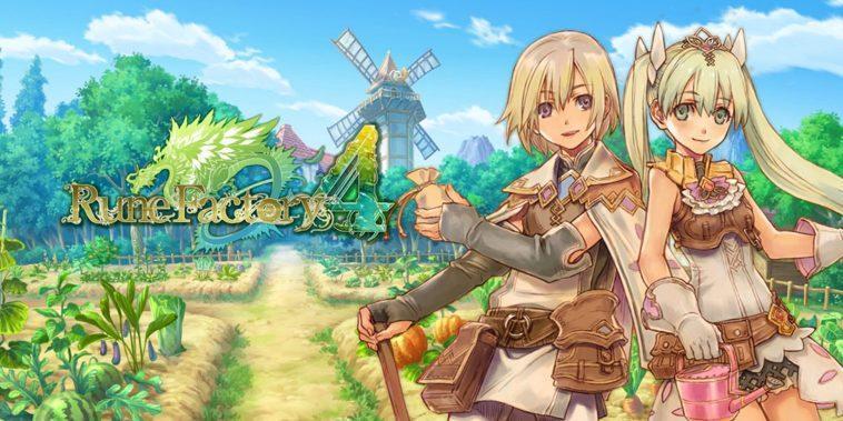 8 Des Meilleurs Jeux Comme Rune Factory 4!
