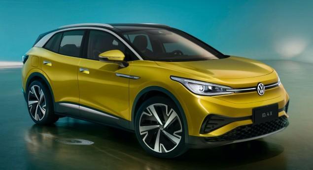 D'ici 2023. Volkswagen Prévoit De Vendre Un Total De Huit