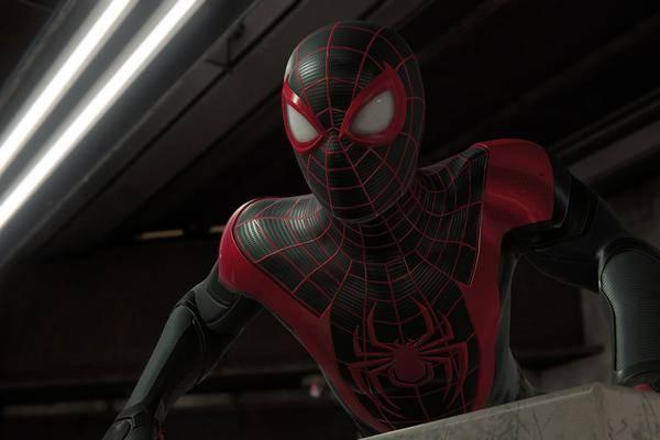 """""""marvel's Spider Man: Miles Morales"""" Pour Ps5 Dans Le Test"""