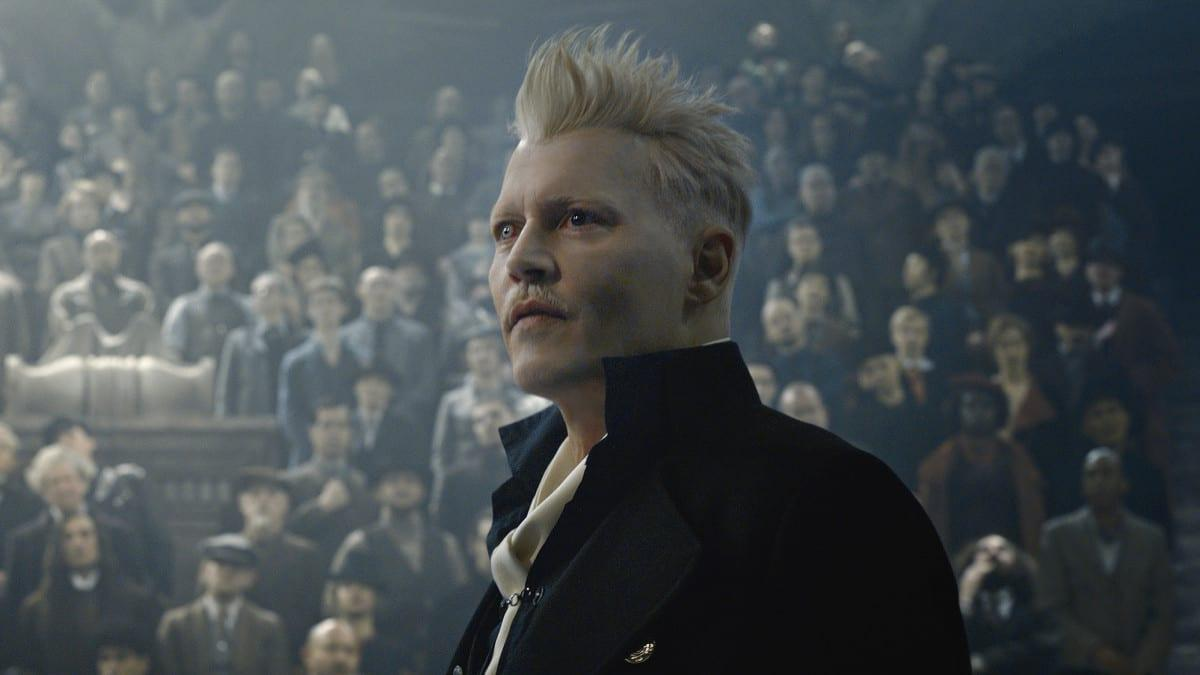 Johnny Depp Ne Joue Plus à Grindelwald Dans Fantastic Beasts