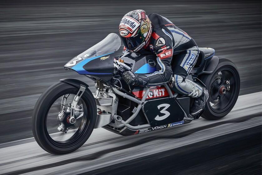 Voxan Wattman, la moto électrique avec un moteur de Formule E qui atteint 408 km / h pour battre tous les records de vitesse