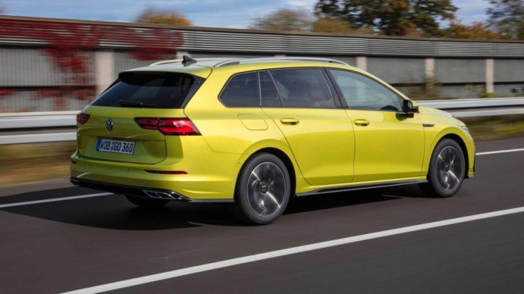 Découvrez La Nouvelle Volkswagen Golf Variant En Détail