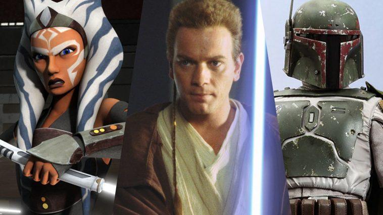 Star Wars: New Series Pourrait Jouer Dans Une Chronologie Alternative