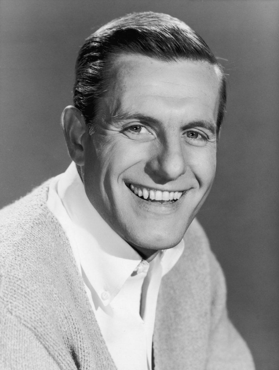 Un portrait de Jerry Van Dyke vers 1965