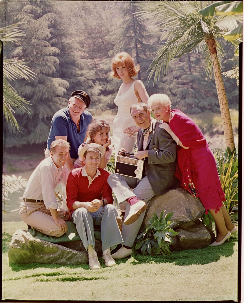 le casting de 'Gilligan's Island'