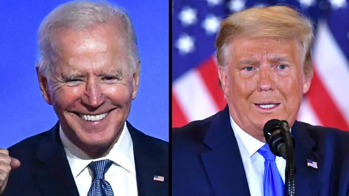 Biden Remporte Les élections Américaines Et Les Mèmes Sont Vraiment