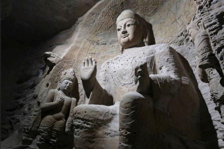 Si vous ne pouvez pas déplacer une grotte, imprimez-la: en Chine, ils ont fabriqué une réplique transportable des grottes de Yungang avec impression 3D