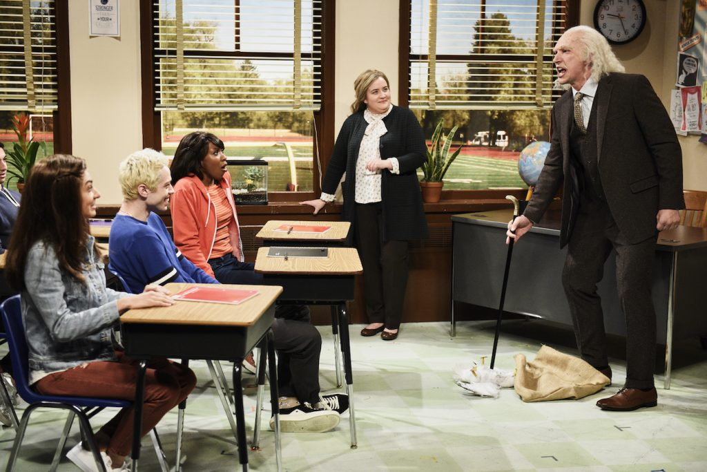 'Career Day' Sketch sur 'Saturday Night Live'