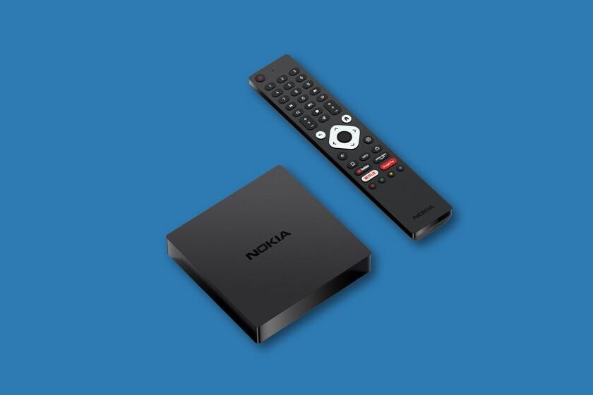 Nokia Streaming Box 8000, un nouveau lecteur multimédia avec Android TV 10 et 4K qui arrive en Europe pour moins de 100 euros