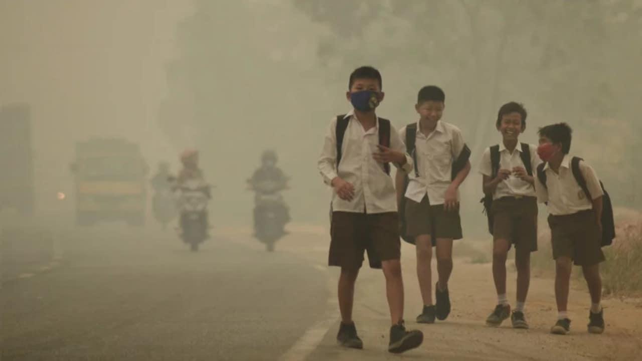 Double Coup Dur: Avec L'hiver Qui Approche Du Smog Mortel
