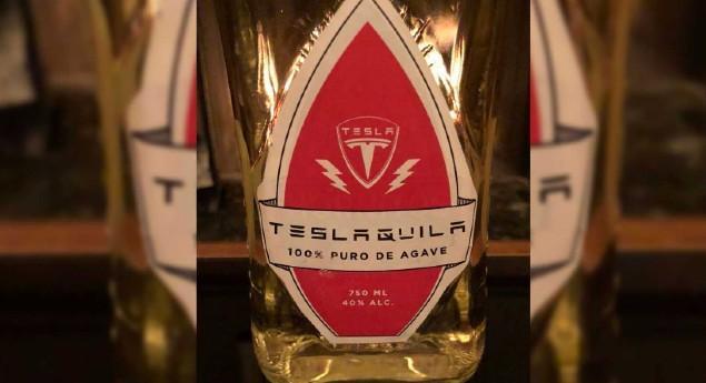 L'imagination D'elon Musk Ne S'arrête Pas! Tesla Lance La Tequila