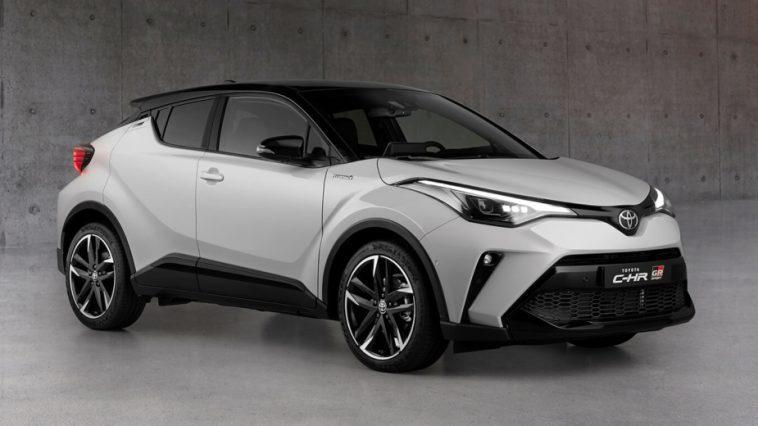 Plus De Style Et D'équipement Pour Le Nouveau Toyota C Hr