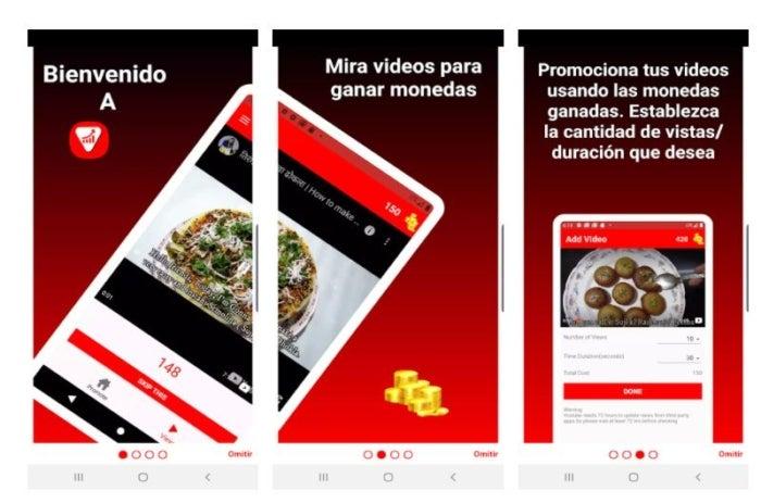 promoteur d'applications vidéo