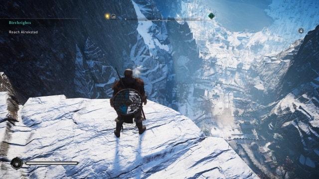 Capture d'écran d'Assassin's Creed Valhalla