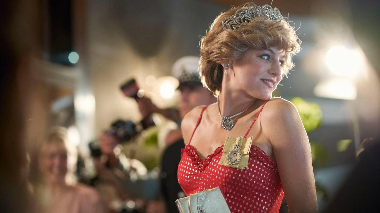 La Couronne S4 Princesse Diana Emma Corrin