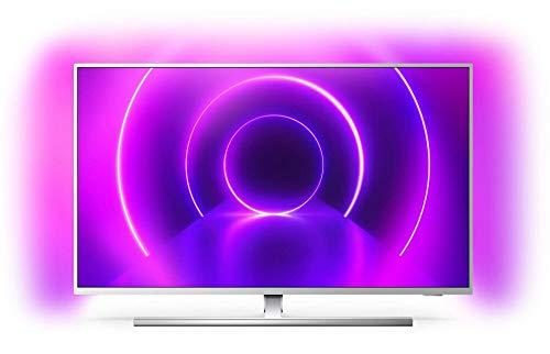 """TÉLÉVISION PHILIPS 43PUS8555 - 43 """"/ 108CM - 3840 * 2160 4K - AMBILIGHT * 3 - HDR10 + - DVB-T / T2 / T2-HD / C / S / S2 - ANDROID TV - 20W - WIFI - BT - 4 * HDMI - 2 * USB"""