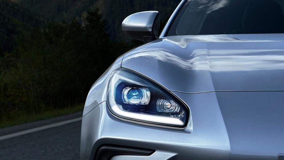 La Nouvelle Subaru Brz Ne Vient Pas En Europe. Et