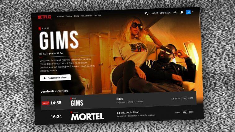 Netflix A Lancé Une Chaîne De Télévision Qui Ne Vous