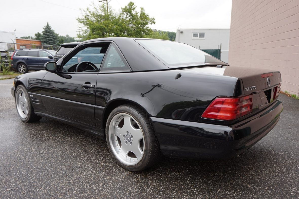 Mercedes-Benz SL 600 (R 129)