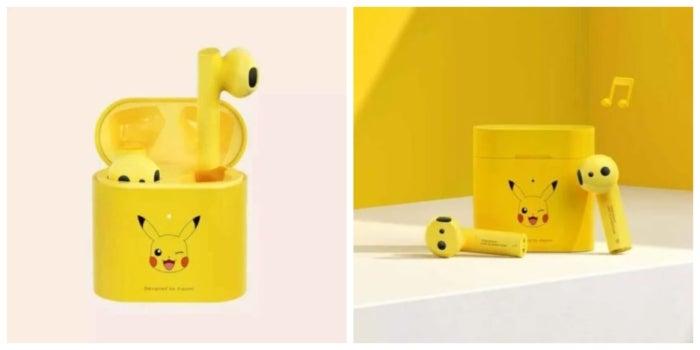 casque xiami pikachu