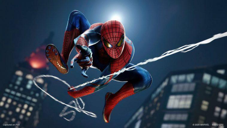 Marvel's Spider-Man : Miles Morales sur un premier visuel pour PS4 Pro
