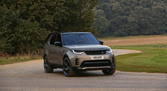 Land Rover Discovery. Nouvelles Technologies Et Moteurs Hybrides Doux