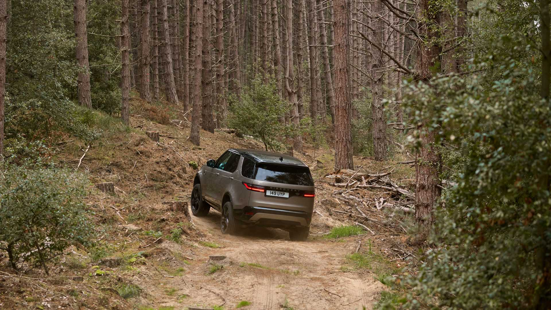 Land Rover Discovery MY21